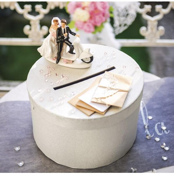 5 idées déco originales pour votre urne de mariage